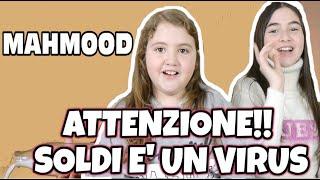SOLDI MAHMOOD E' UN VIRUS  ATTENZIONE  by Marghe Giulia Kawaii