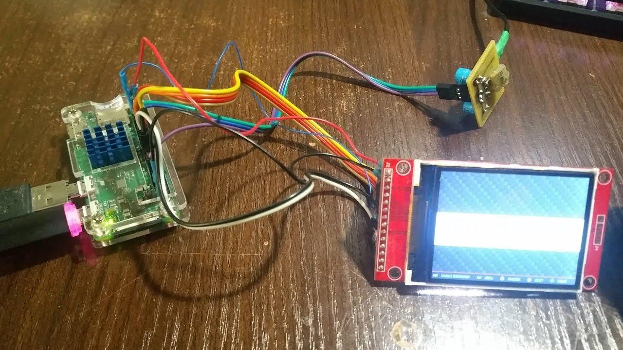 Raspberry Pi Zero & RetroPie & ILI9341 Display