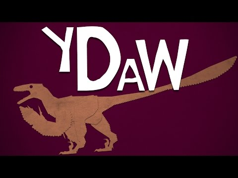 Deinonychus: Your Dinosaurs Are Wrong #14