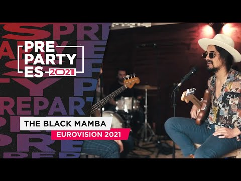 The Black Mamba - Love is On My Side - Portugal 2021 ?? | #PrePartyES21