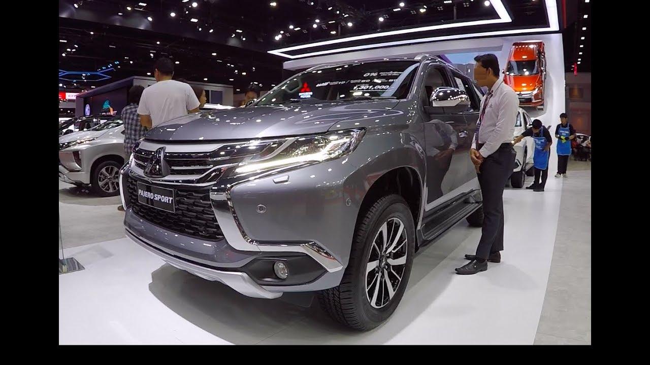New 2019 SUV Mitsubishi Pajero Sport 2020
