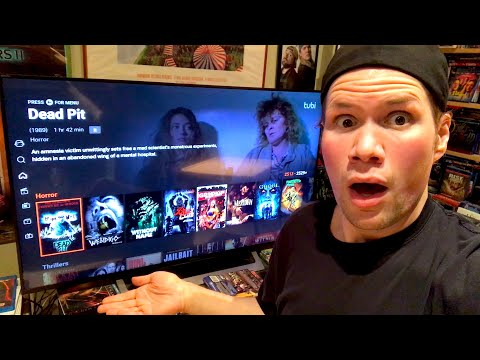 The Best Horror Movies Streaming Free On Tubi