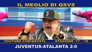 QSVS - I GOL DI JUVENTUS - ATALANTA 2-0  - TELELOMBARDIA / TOP CALCIO 24