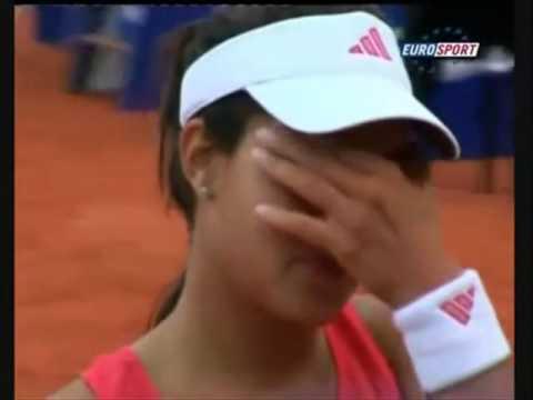 Ana ivanovic cum tribute 9