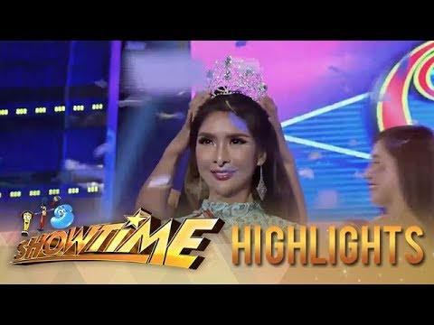 It's Showtime Miss Q & A: Joyce Sarmiento is the new reigning queen
