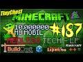 "Redled`s Minecraft Tech.-LP #187 ""10Mio MJ Batterie & Infos"" [TooManyMods;)]"