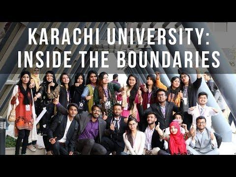 Karachi University ki baatein