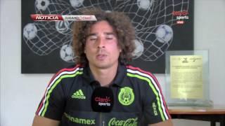 Málaga prometió algo y el DT no respetó: Ochoa