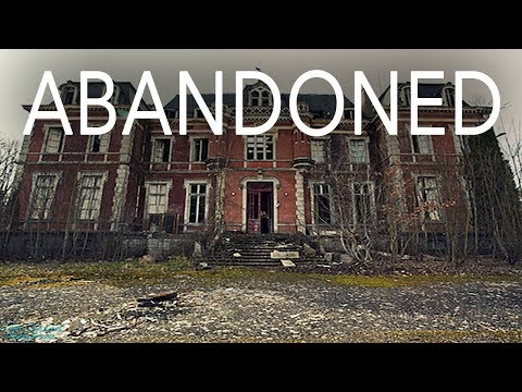 Exploring ABANDONED Killers MANSION! (Busted by Cops!!)