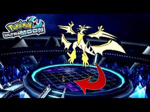 ULTRA NECROZMA!! - Pokémon Ultra Sun and Ultra Moon Let's play #27