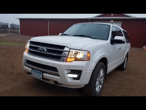 Ford Expedition El Limited  Year Review