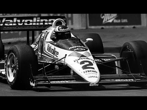 1989 Toyota Grand Prix Of Long Beach