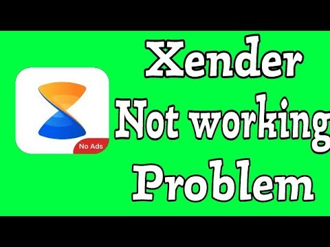 How To Fix Share Music & Transfer Files - Xender Not Working Problem Solve