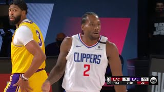Lakers vs Clippers Full Game Highlights July 30, 2020 NBA Live New