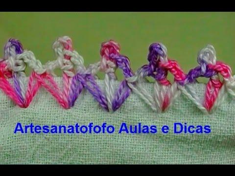 Caseado em crochê para fraldas#DESTRO - CROCHÊ 51