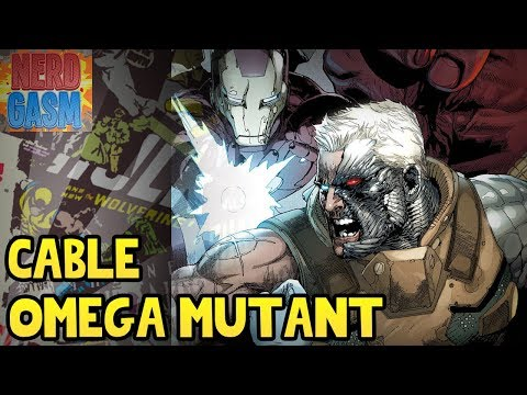How Powerful is Marvel Comics Cable?