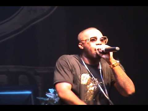"""NAS-""""Take It In Blood""""(Live In Toronto Apr/17/2007)"""