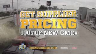 Supplier Pricing at our Buick GMC Open House