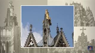 Собор Девы Марии в Руане. Cathédrale Notre-Dame de Rouen