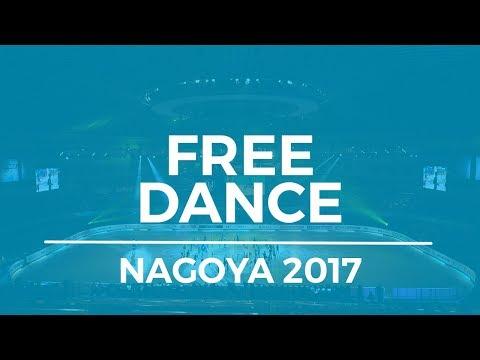 Sofia POLISHCHUK / Alexander VAKHNOV RUS- ISU JGP Final - Ice Dance - Free Dance - Nagoya 2017