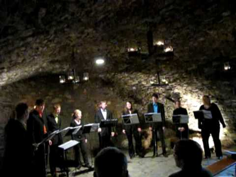 The lion sleeps tonight - Uni-Vokalensemble Koblenz