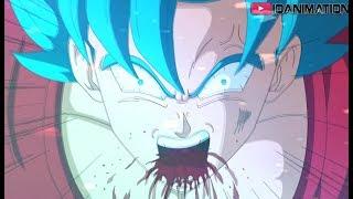 Goku  Saitama vs THE UNSTOPPABLE BROLY Fan Animation