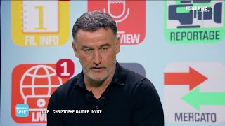 Christophe Galtier :