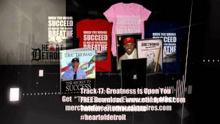 17. Heart of Detroit: Greatness Is Upon You by Mikestro Music