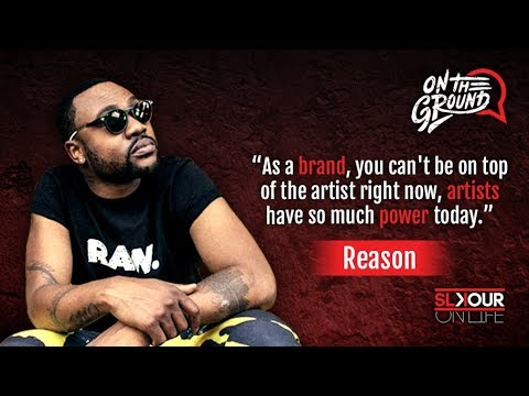 On The Ground: Reason On The Power Of Artists x The Album Of His Life #Azania #RaybanReinvention