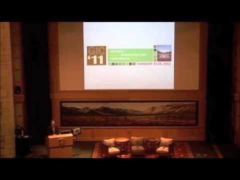 GIC '11 Keynote Welcoming Address