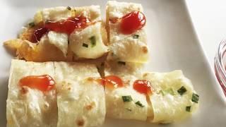 [阿媽煮料]-香酥蛋餅 Q彈口感台式古早味傳統早餐 Chinese omelet