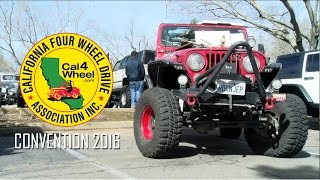 Cal4Wheel Convention 2016