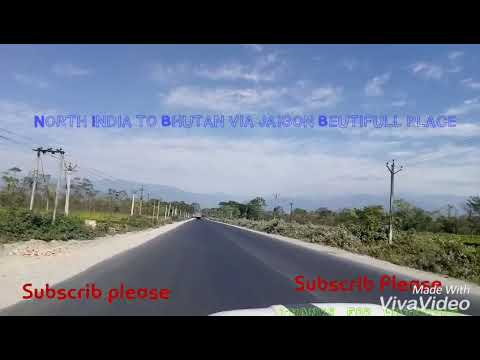 India north bengol to Bhutan travel(1)