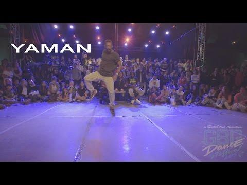B-Boy Yaman aka Yamson. GBG Fest 2015