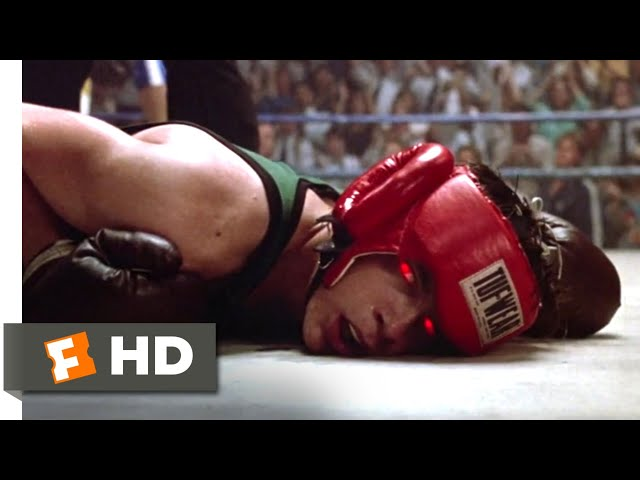 Teen Wolf Too (1987) - Todd Fights On Scene (11/12)   Movieclips
