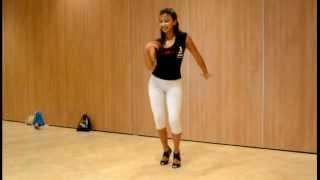 SEXY BACHATA LADY STYLE   www.bailesurmadrid.com