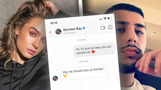 Is Sommer Ray Reąlly Into Brawadis?