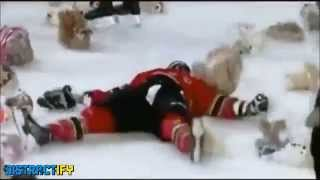 Lucic Gets KO'd: Reactions from around the world thumbnail