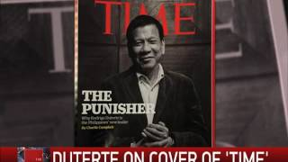 LOOK: 'The Punisher' lands on Time magazine cover
