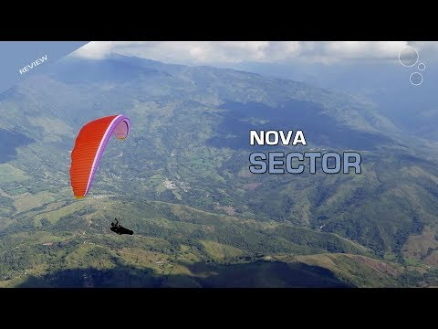 Nova SECTOR (Paraglider Review)
