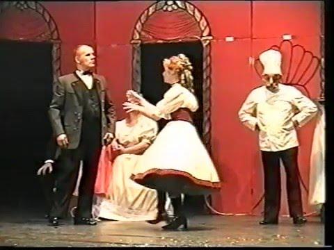 Monsieur Johann Strauss opérette de JP Bruno 2