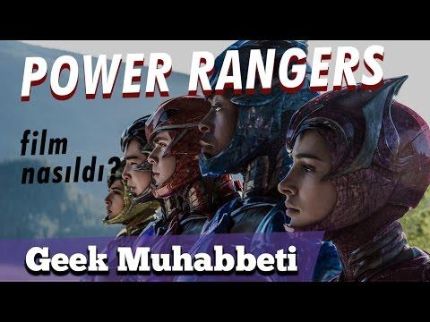 """POWER RANGERS - Spoiler'lı İnceleme - """"Sıkılmıyorsunuz!"""""""