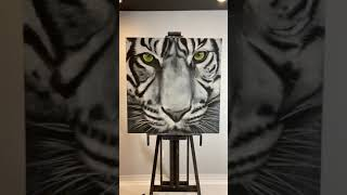 White Tiger by Eric Waugh