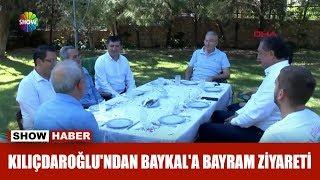 Kılıçdaroğlu'ndan Baykal'a Bayram Ziyareti