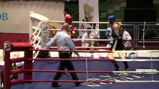 Aleksandr Oleynik (Ukraine) - Vezhevatov Alexander (Russia) 86 kg male semifinal.