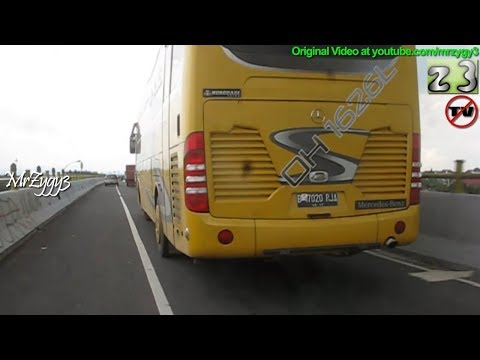 Mercedes Benz Buses OH 1626L Air Suspension