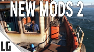 6 BRAND NEW Console Mods 2 - Fallout 4 (XBOX/PS4/PC)