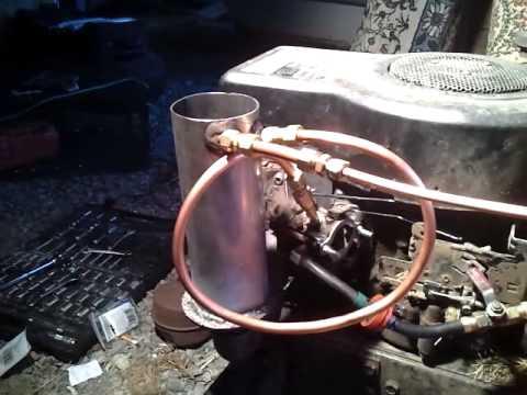 Fuel vapor carb (prototype) pt.2