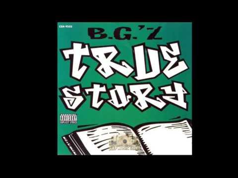 "B.G.'z - Thrill B'G"""