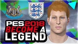 BECOME A LEGEND Ep30 - GOAL FOR ENGLAND